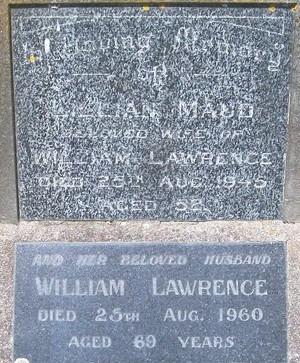 Picture of Taruheru cemetery, block 20, plot 9.