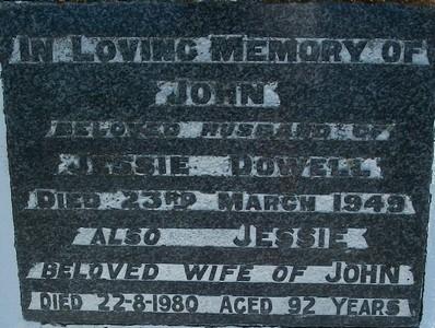 Picture of Taruheru cemetery, block 21, plot 129A.