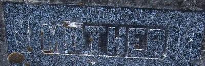 Picture of Taruheru cemetery, block 21, plot 13.