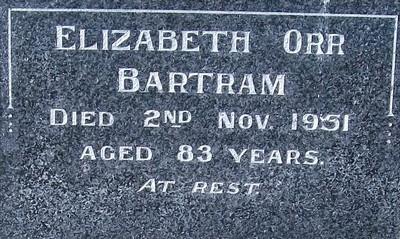 Picture of Taruheru cemetery, block 21, plot 174.