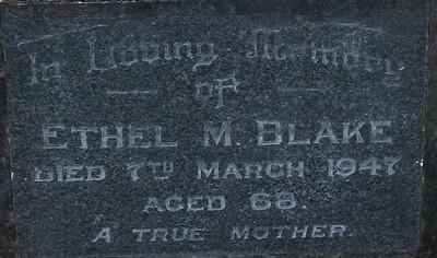 Picture of Taruheru cemetery, block 21, plot 24.