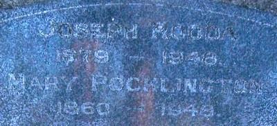 Picture of Taruheru cemetery, block 21, plot 259.