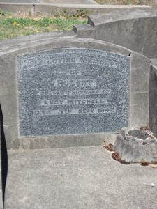 Picture of Taruheru cemetery, block 21, plot 292.