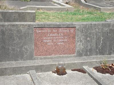Picture of Taruheru cemetery, block 21, plot 294.