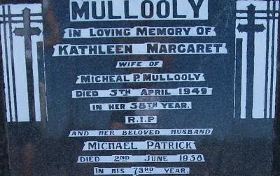 Picture of Taruheru cemetery, block 21, plot 342.