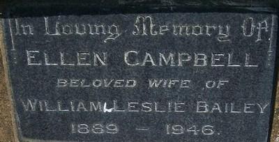 Picture of Taruheru cemetery, block 21, plot 35.