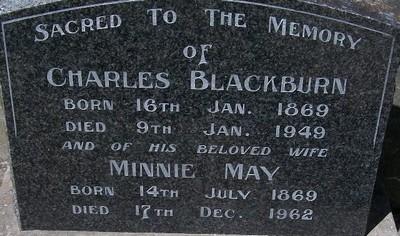 Picture of Taruheru cemetery, block 21, plot 364.