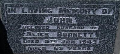 Picture of Taruheru cemetery, block 21, plot 365.