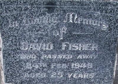 Picture of Taruheru cemetery, block 21, plot 371.