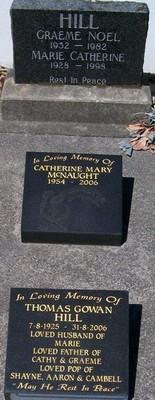 Picture of Taruheru cemetery, block 21, plot 381.