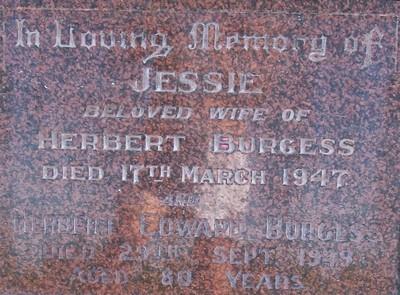 Picture of Taruheru cemetery, block 21, plot 88.