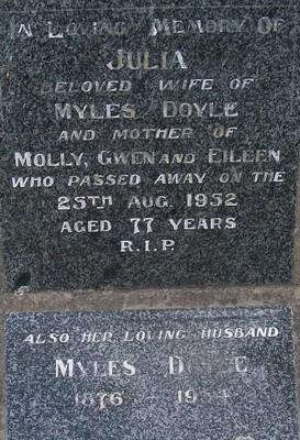Picture of Taruheru cemetery, block 22, plot 191.