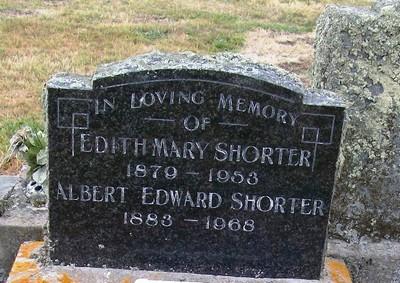 Picture of Taruheru cemetery, block 22, plot 245.