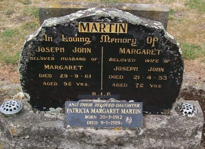 Picture of Taruheru cemetery, block 22, plot 273.