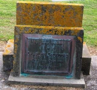 Picture of Taruheru cemetery, block 22, plot 30.