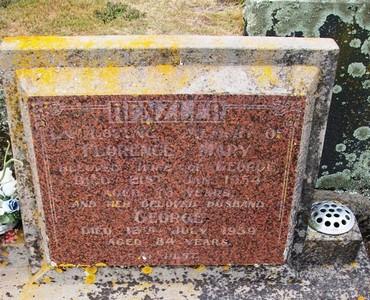 Picture of Taruheru cemetery, block 22, plot 300.