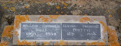 Picture of Taruheru cemetery, block 22, plot 301.