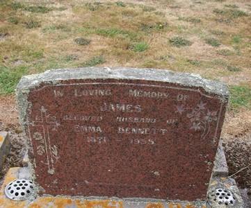 Picture of Taruheru cemetery, block 22, plot 311.