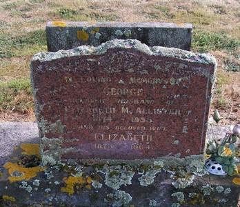 Picture of Taruheru cemetery, block 22, plot 368.