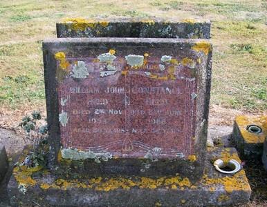 Picture of Taruheru cemetery, block 22, plot 371.