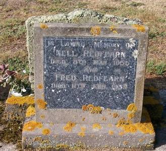 Picture of Taruheru cemetery, block 22, plot 380.