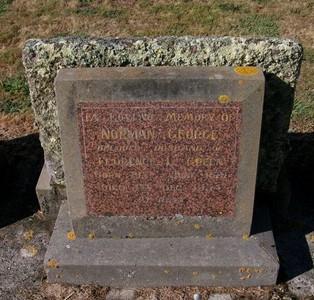 Picture of Taruheru cemetery, block 22, plot 404.