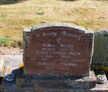 Picture of Taruheru cemetery, block 22, plot 432.