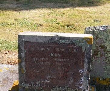 Picture of Taruheru cemetery, block 22, plot 433.