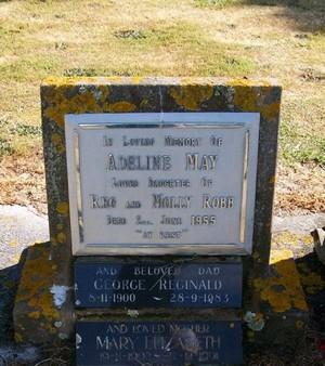 Picture of Taruheru cemetery, block 22, plot 435.
