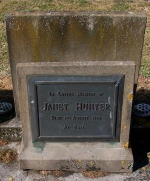 Picture of Taruheru cemetery, block 22, plot 468.