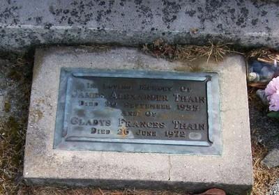Picture of Taruheru cemetery, block 22, plot 504.