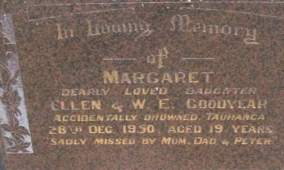 Picture of Taruheru cemetery, block 22, plot 66.