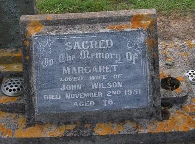 Picture of Taruheru cemetery, block 22, plot 75.