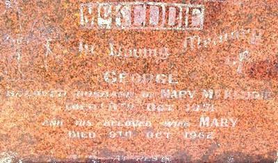 Picture of Taruheru cemetery, block 22, plot 76.