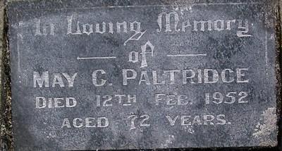 Picture of Taruheru cemetery, block 22, plot 88.
