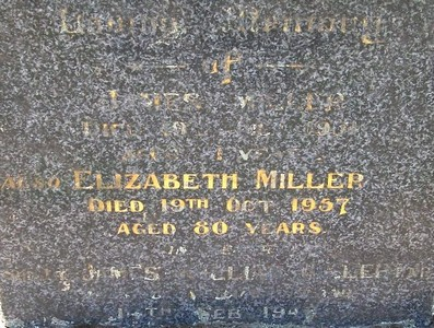 Picture of Taruheru cemetery, block 22, plot 90.