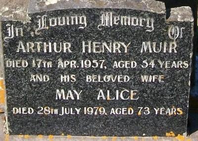 Picture of Taruheru cemetery, block 25, plot 162.