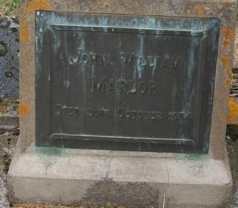 Picture of Taruheru cemetery, block 25, plot 21.