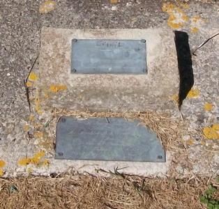 Picture of Taruheru cemetery, block 25, plot 214.