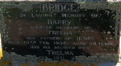 Picture of Taruheru cemetery, block 25, plot 244.