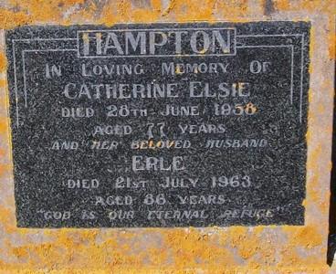 Picture of Taruheru cemetery, block 25, plot 280.