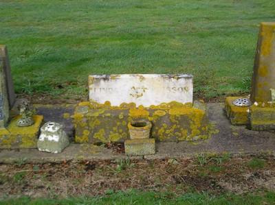 Picture of Taruheru cemetery, block 25, plot 282.
