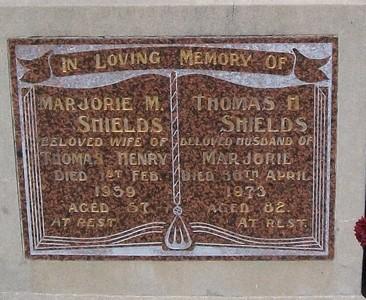 Picture of Taruheru cemetery, block 25, plot 336.