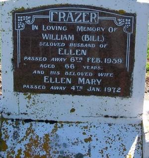 Picture of Taruheru cemetery, block 25, plot 364.