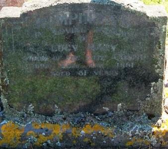 Picture of Taruheru cemetery, block 25, plot 371.