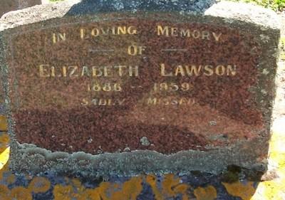 Picture of Taruheru cemetery, block 25, plot 387.