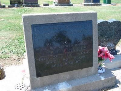 Picture of Taruheru cemetery, block 25, plot 392.