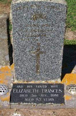 Picture of Taruheru cemetery, block 25, plot 405.