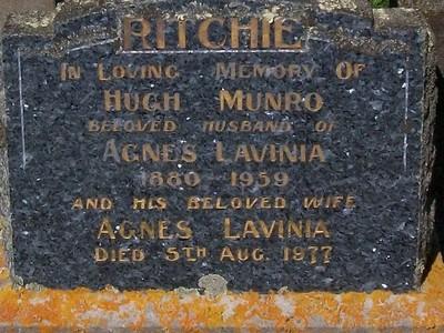 Picture of Taruheru cemetery, block 25, plot 410.