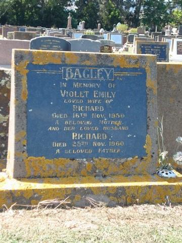 Picture of Taruheru cemetery, block 25, plot 449.